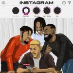 Reminisce Ft Olamide, Naira Marley, Sarz – Instagram