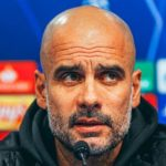 Guardiola speaks on racism at London derby