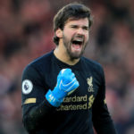 Ballon D'or 2019: Liverpool Keeper , Alisson Becker Named Best Goal Keeper