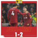 Wolves vs Liverpool 1-2 – Highlights