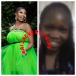 Lady Goes Naked On IG Live For Tacha (VIDEO)