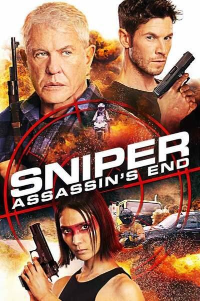Sniper: Assassin's End (2020) MP4