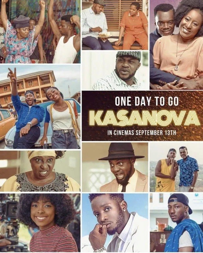 Kasanova Movie