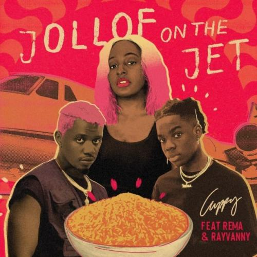 DJ Cuppy Ft. Rema, Rayvanny – Jollof On The Jet MP3