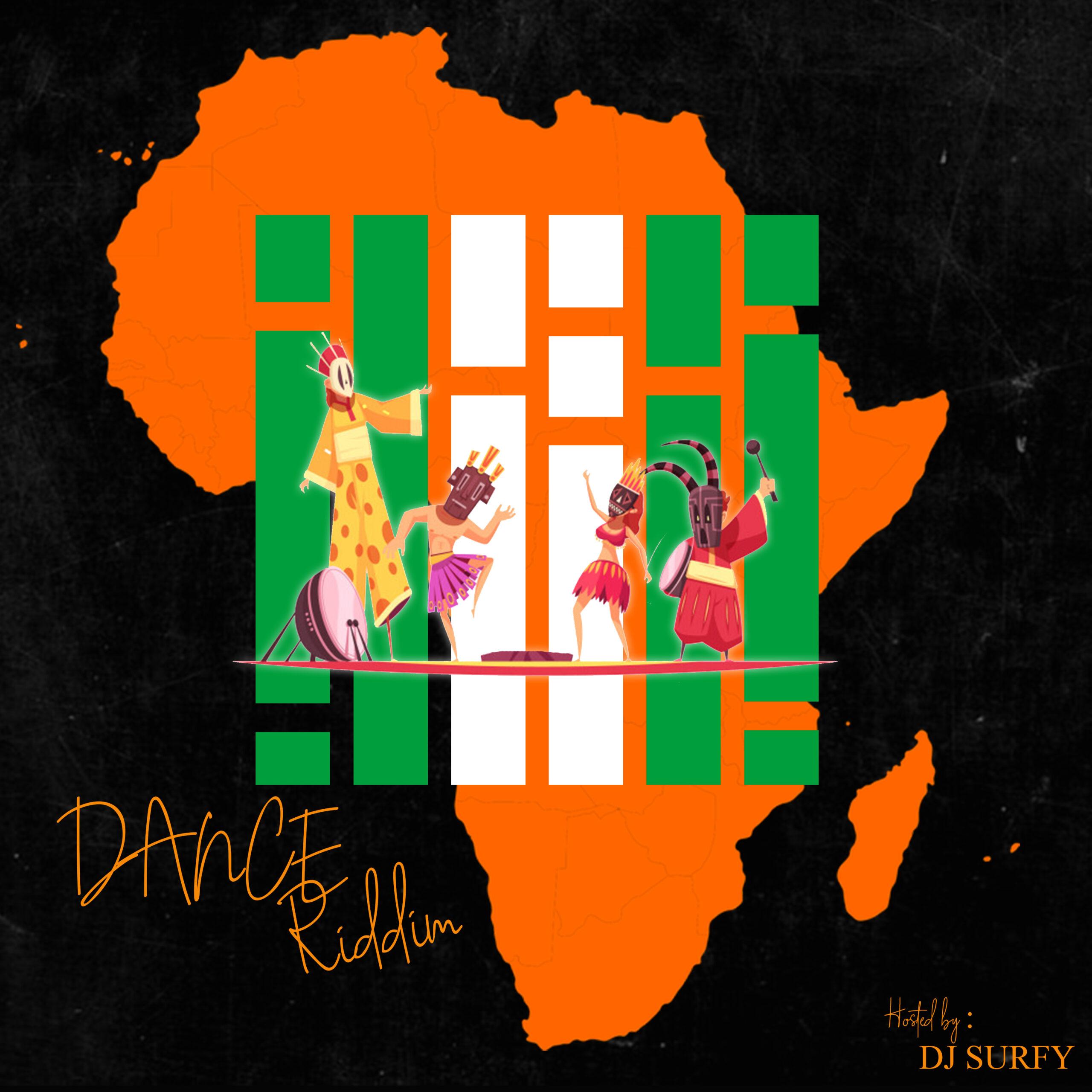 Dj Surfy - Dance Riddim Mixtape