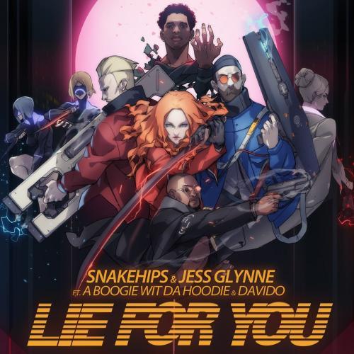 Snakehips & Jess Glynne Ft. Davido, A Boogie Wit Da Hoodie – Lie For You MP3