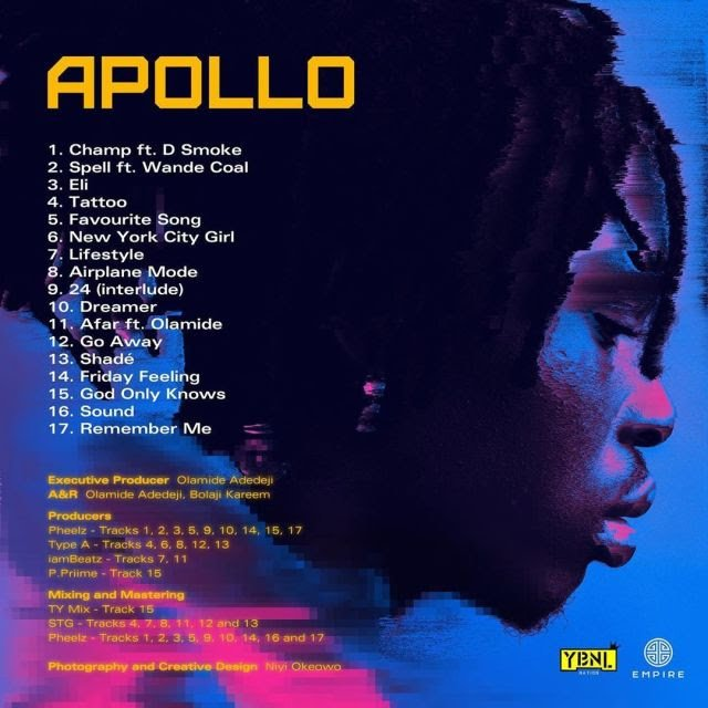 Apollo Ep
