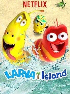 The Larva Island