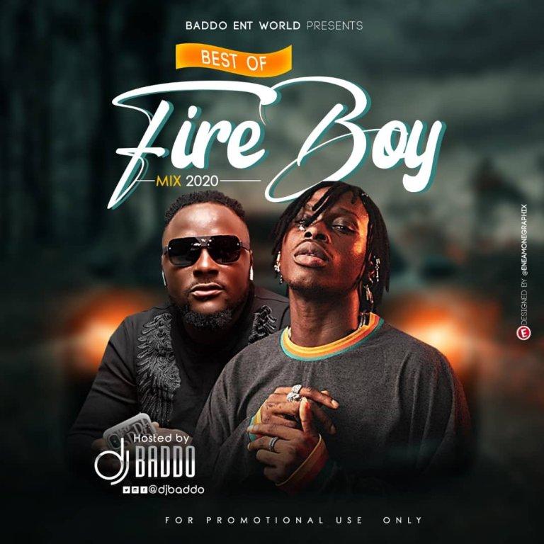 Dj Baddo – Best Of Fireboy Mix MP3