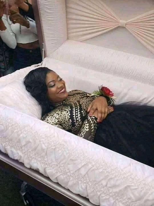 Pre burial