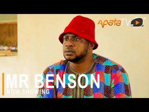 mr benson yoruba movie