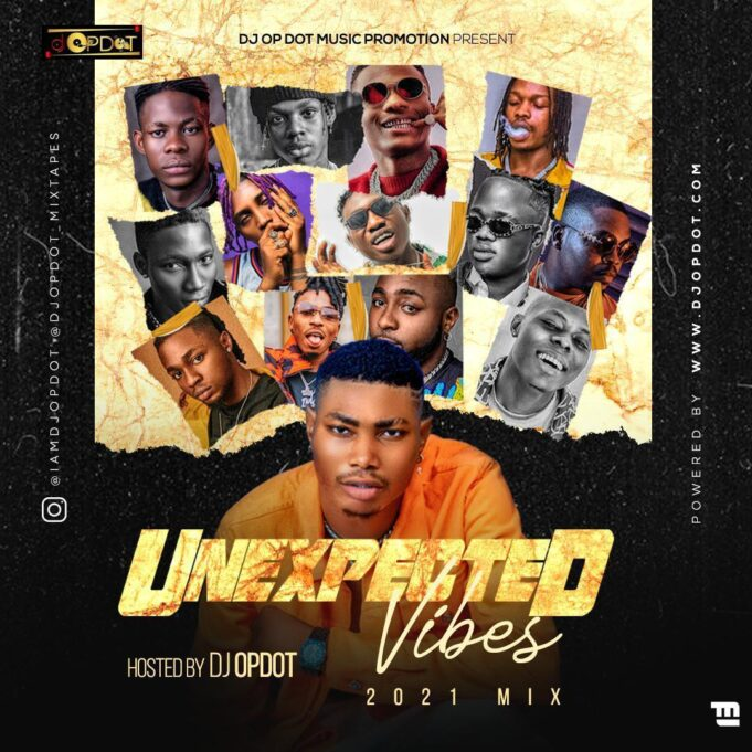 unexpected vibes mix