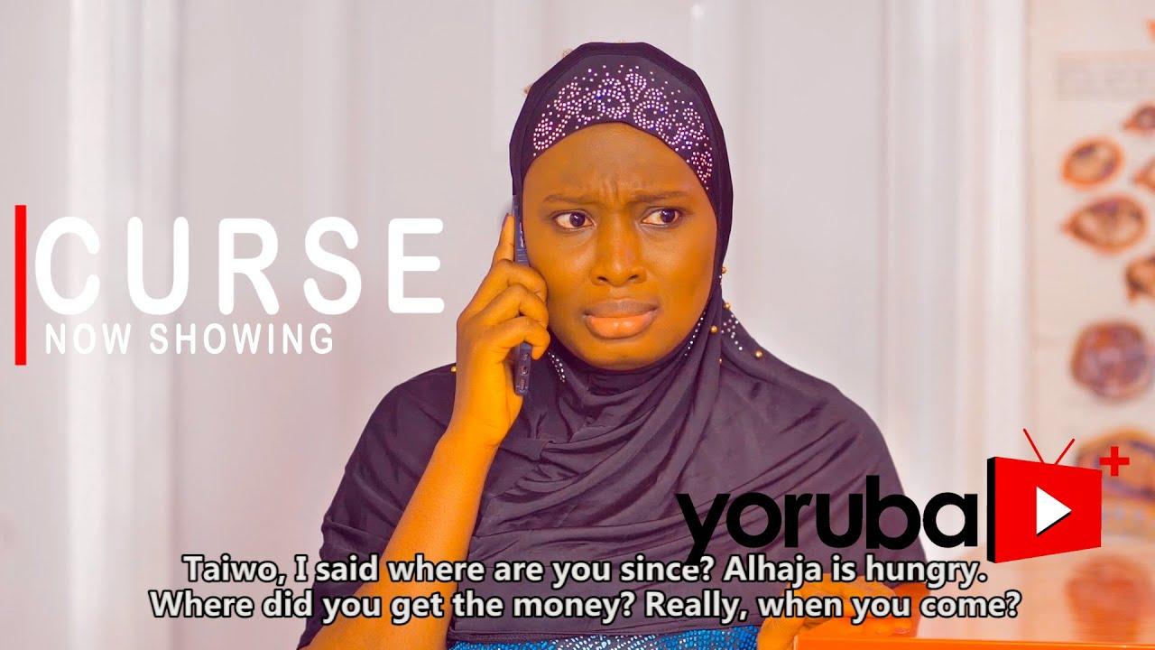 DOWNLOAD: Curse Latest Yoruba Movie 2021 Drama