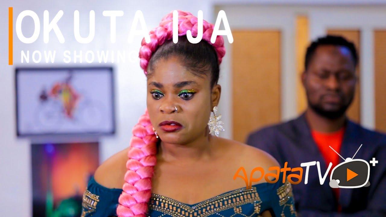 DOWNLOAD Okuta Ija Latest Yoruba Movie 2021