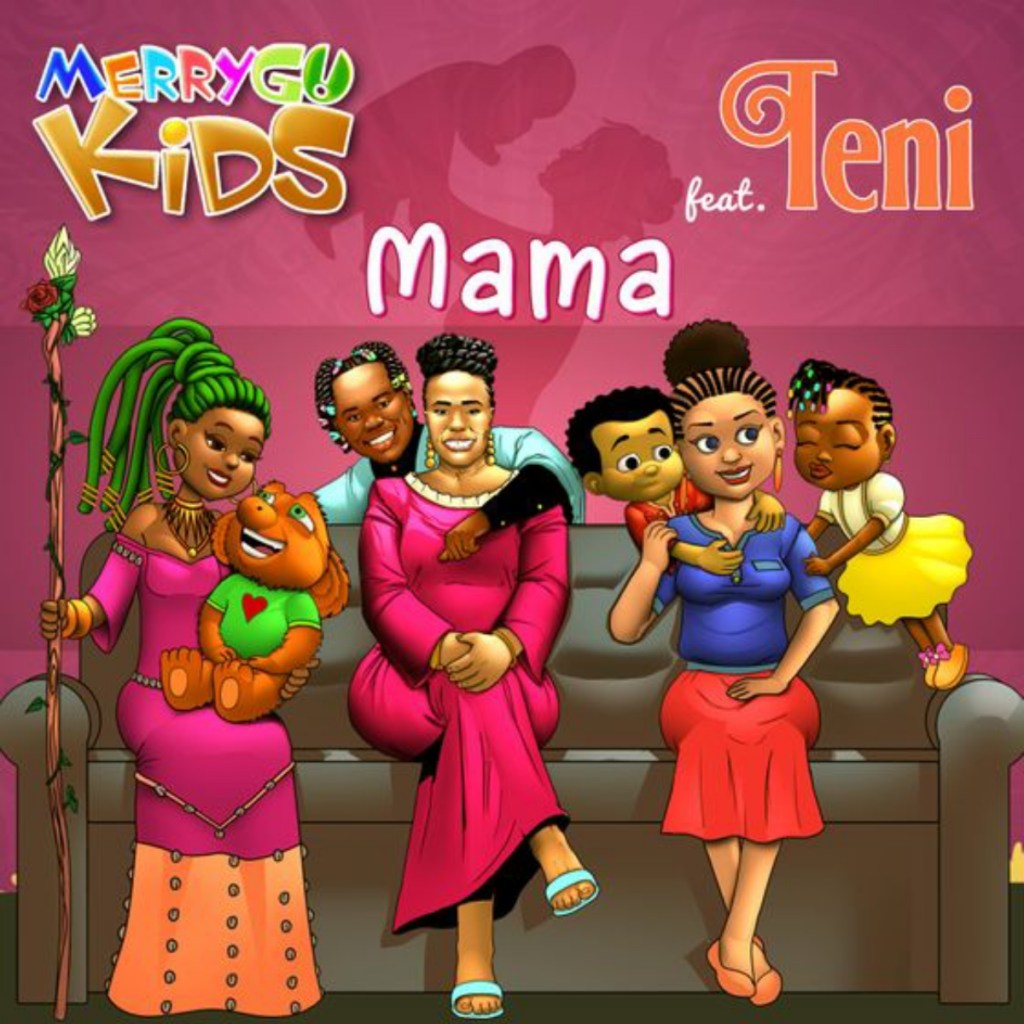 Download MerryGo Kids ft. Teni Mama MP3