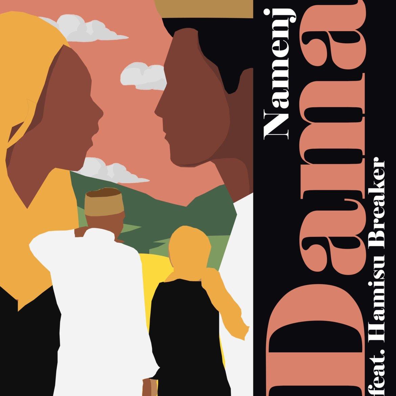 DOWNLOAD Namenj Ft Hamisu Breaker - Dama MP3