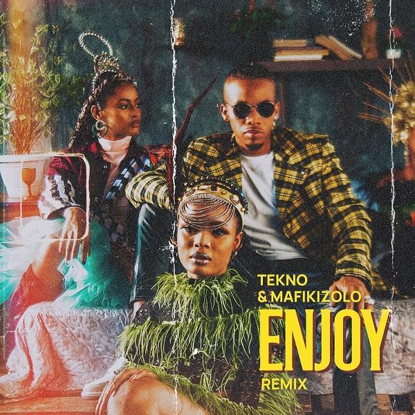 DOWNLOAD Tekno Ft. Mafikizolo Enjoy (Remix) MP3 AUDIO