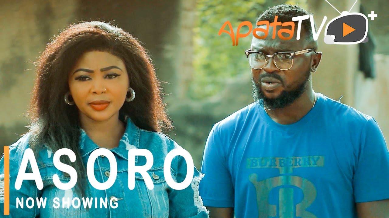 Asoro Latest Yoruba Movie 2021 Drama Download