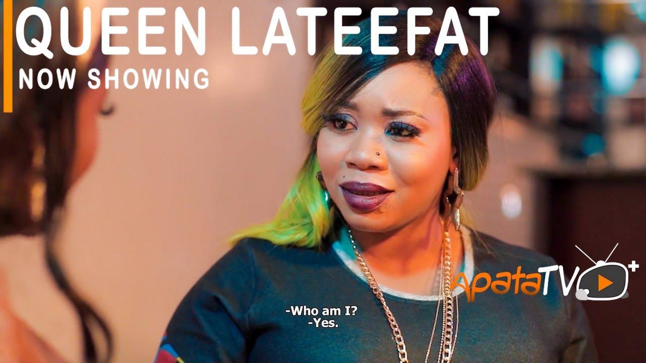 Queen Lateefat Latest Yoruba Movie 2021 Comedy Download Mp4