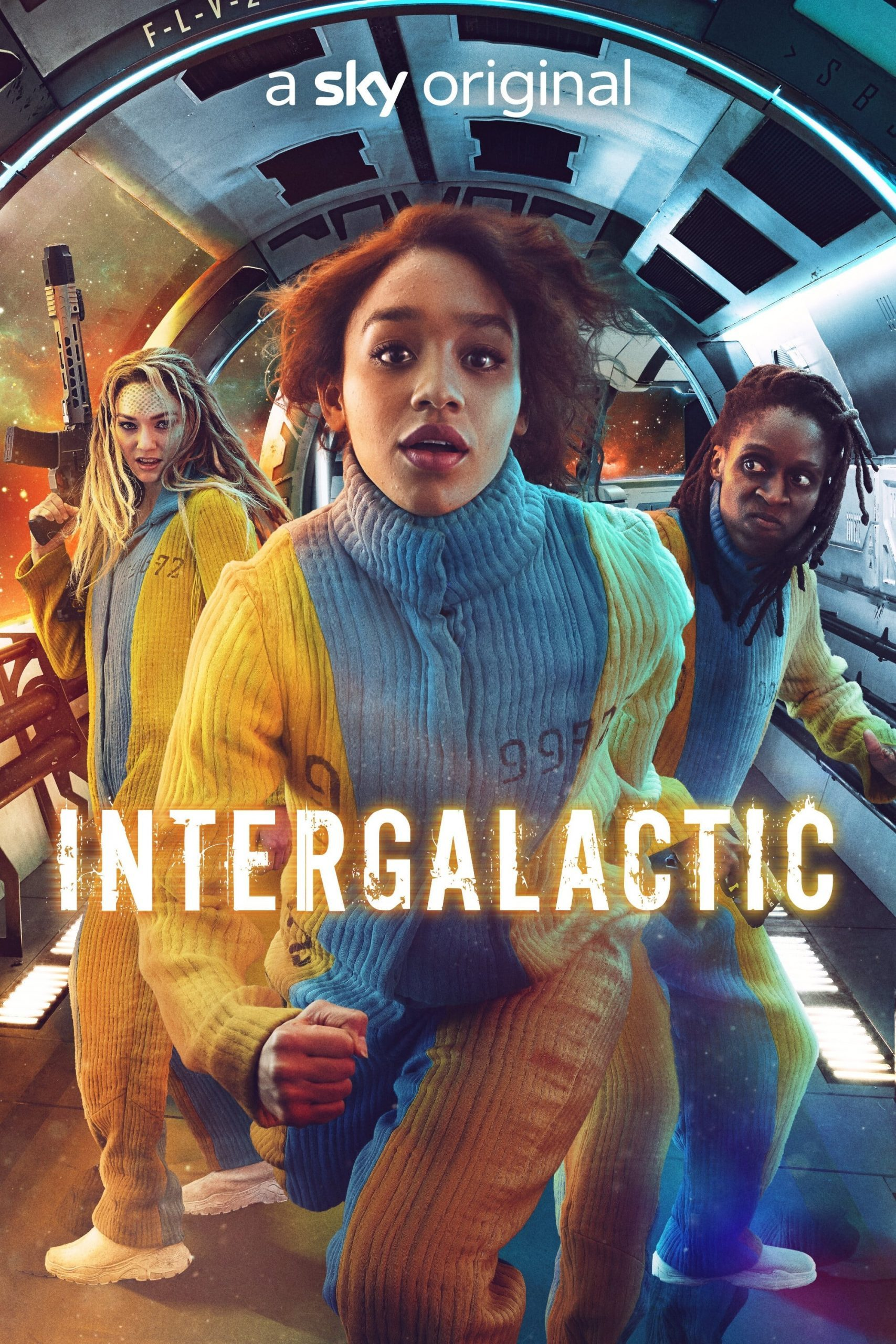 Intergalactic Complete Season 1 Download MP4 HD
