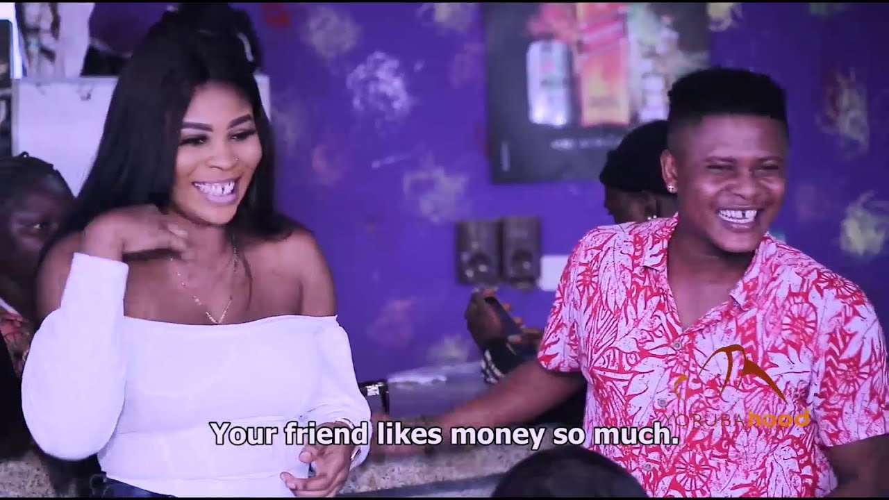 Ijiya Ife Latest Yoruba Movie 2021 Romantic Thriller Download