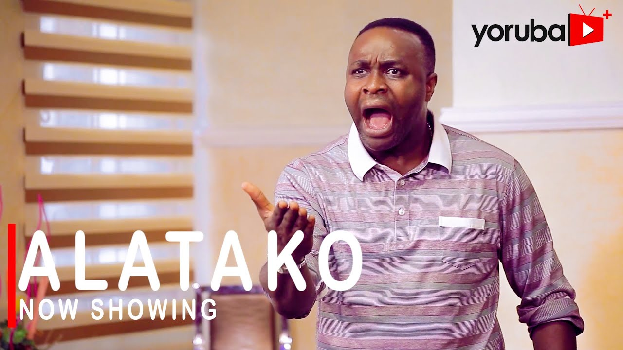 Alatako Latest Yoruba Movie 2021 Drama Download Mp4