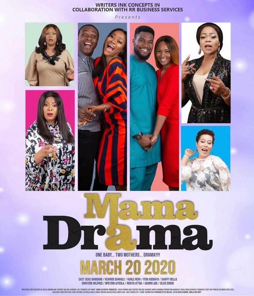 Mama Drama Nollywood Movie Download