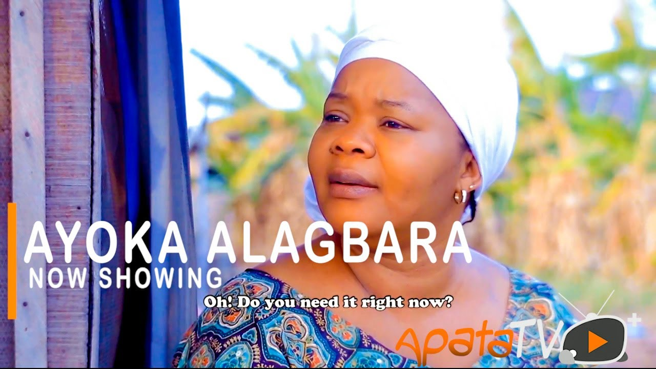Ayoka Alagbara Latest Yoruba Movie 2021 Drama Download Mp4