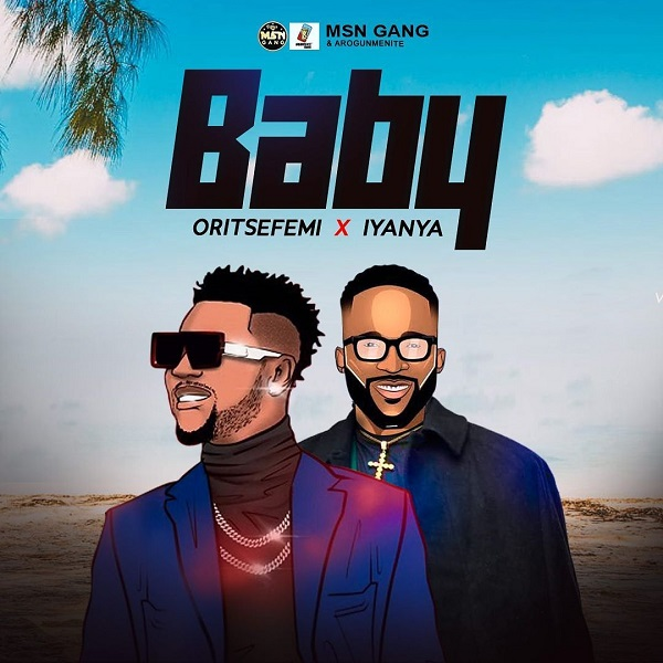 Download Oritse Femi feat. Iyanya – Baby MP3