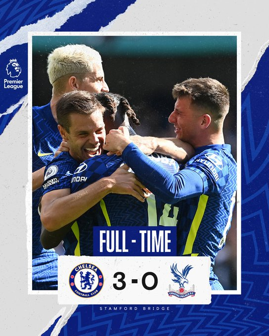 Chelsea vs Crystal Palace 3-0 Highlights